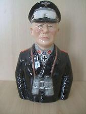 Toby jug. Erwin Rommel.Tank commander.Germany. WW11.RARE PROTOTYE.Desert Fox