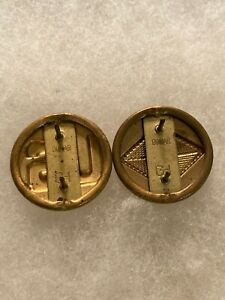 Authentic-US-Army-Finance-Corps-Enlisted-Disc-Insignia