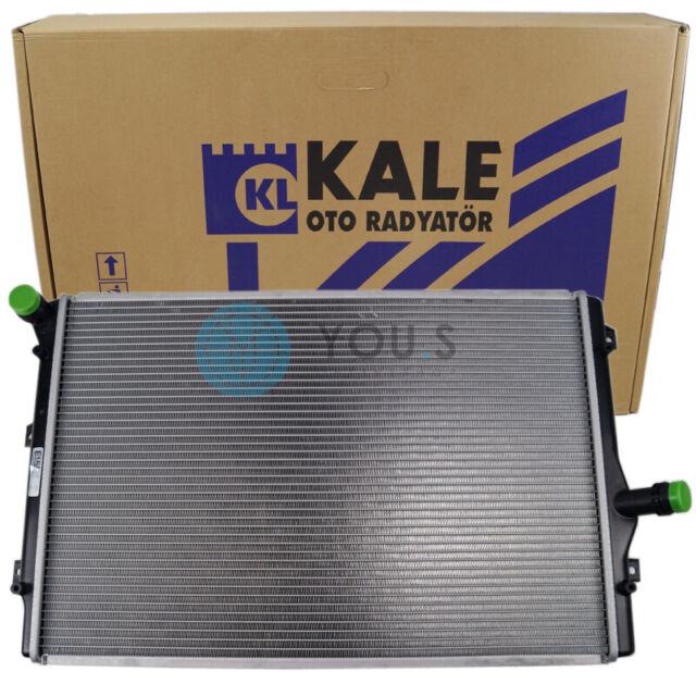 Kale Radiator Engine Cooling Audi A3 Cabriolet (8PA) 1.6 Tdi / 2.0 Tdi