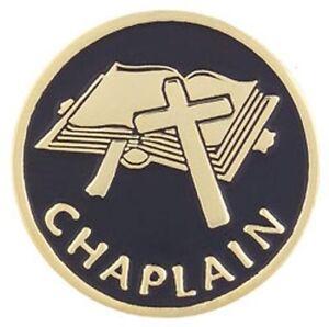 Chaplain-Pin