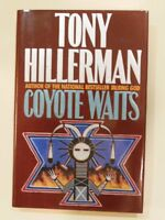 Coyote Waits By Tony Hillerman (1990, Hardcover)