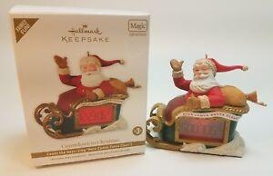 Hallmark Keepsake Countdown to Christmas Tree Ornament ...