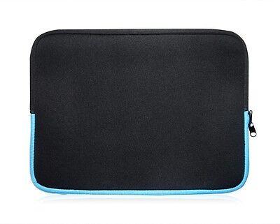 "Neoprene Case Cover Sleeve for 11"" to 12.5"" Inch Laptop Ultrabook Chromebook"