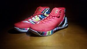 3397c2409f3c 2017 Under Armour UA Steph Curry SZ 10 Chinese New Year CNY 1269279 ...