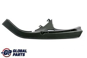 BMW 5 Series E61 Trim Panel Column Cover Rear Right O/S Black 7049904
