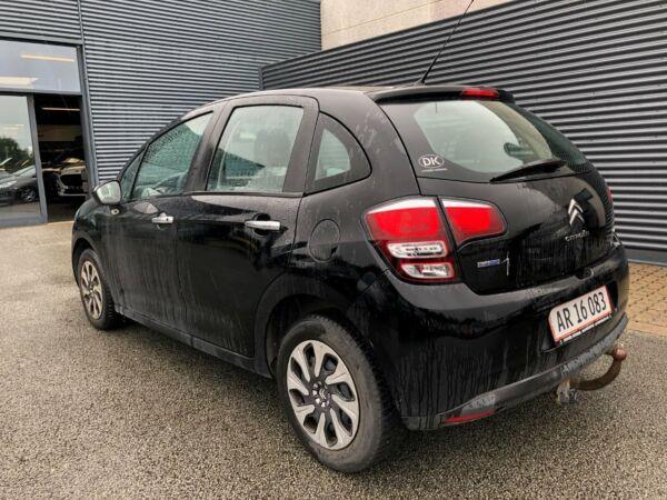 Citroën C3 1,6 BlueHDi 100 Seduction Upgrade - billede 4