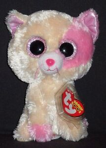 54e032f74b6 TY BEANIE BOOS BOO S - ANABELLE the CAT - BARNES   NOBLE EXCL - MINT ...