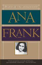 Diario de una Adolescente by Anne Frank (2010, Paperback)