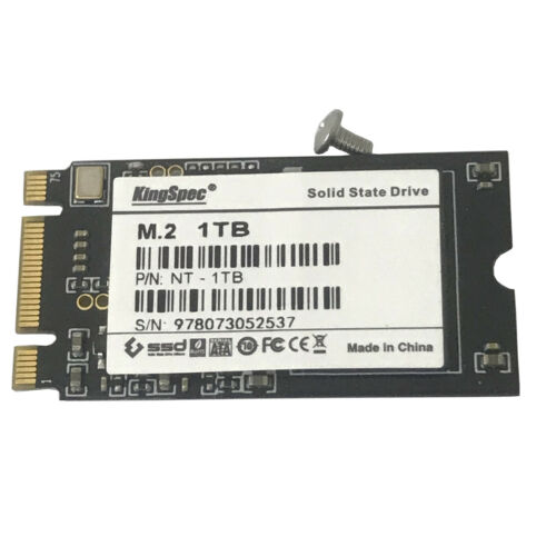 1TB NGFF M2 2242 SATA SSD Solid State hard drive for HP Acer Sony Lenovo Laptop
