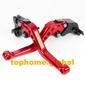 Details about Short CNC Clutch Brake Levers For BAJAJ Pulsar 200 NS 200NS  All Years Red