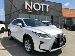 2017 Lexus RX AWD  BRAND NEW BRAKES & TIRES!
