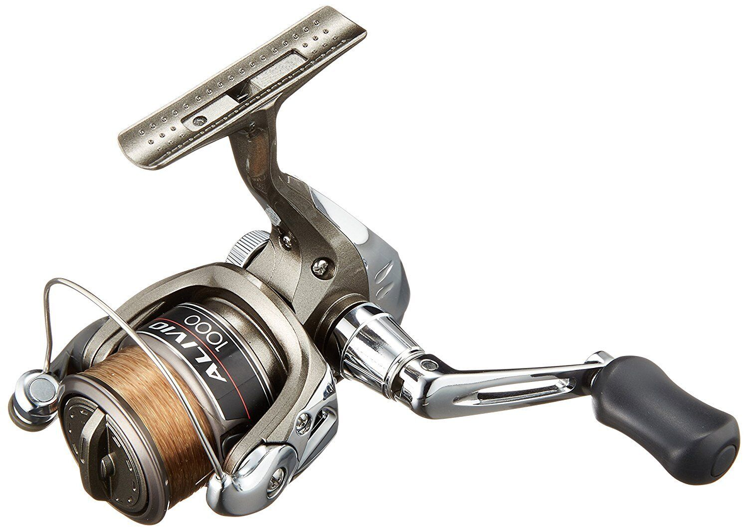 Shimano Alivio 1000 No. 2 With Second Japanese Fishing Reel F S