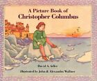 A Picture Book of Christopher Columbus by David A Adler (Hardback, 1991)