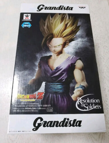 BANPRESTO DRAGON BALL Z Grandista SON GOHAN Figure From JAPAN