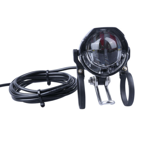 10-80V ebike Front Lamp Bafang Electric Bicycle Waterproof Headlight Outdoor Kit
