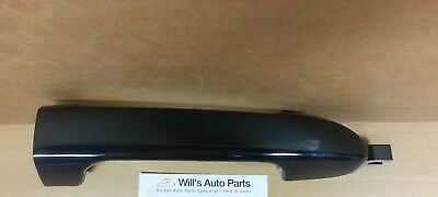 GENUINE BRAND NEW RH REAR OUTER HANDLE NON PAINTED SUITS KIA CERATO  2004-2008