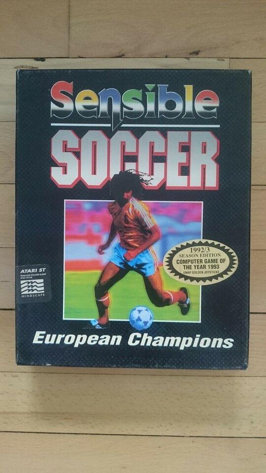 Sensible Soccer, Atari ST