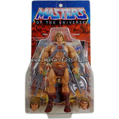 HE-MAN Ultimate Edition 2017 He Man Masters of the Universe Classics MOTU NEU