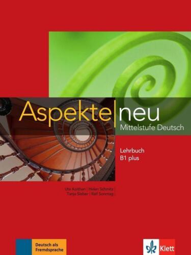 1 von 1 - Aspekte / Lehrbuch ohne DVD B1+. Neubearbeitung