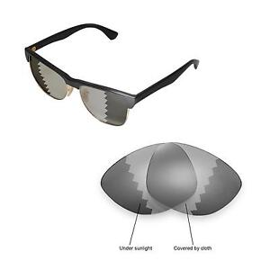 f28bb46ded3 Image is loading Walleva-Polarized-Transition-Lenses-For-Ray-Ban-RB4175-