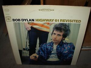 BOB-DYLAN-highway-61-revisited-folk-stereo-1A-1A-MISPRINT-RARE-ALTERNATE