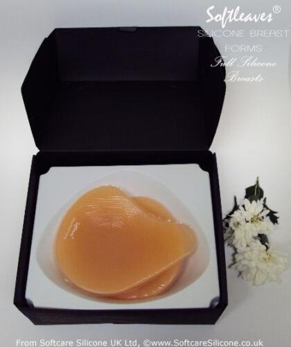 Softleaves reellook mammaires en silicone forme de qualité supérieure