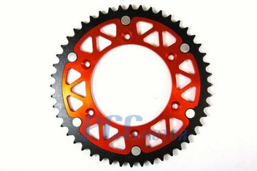 CNC Aluminum Aftermarket Rear Sprocket KTM 125 250 450 525 530 Orange 47T H RS21