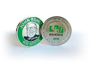 Hero-Initiative-Challenge-Coin-John-Romita-Creator-Edition-only-1000-made