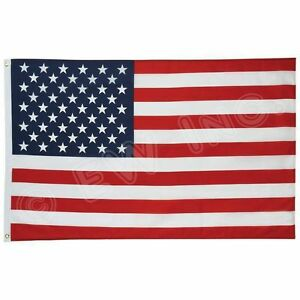 3x5-American-Flag-w-Grommets-United-States-of-America-USA-US-Stars