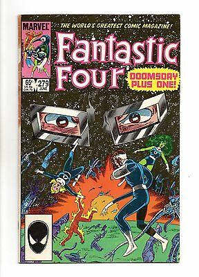 Fantastic Four Vol 1 No 279 Jun 1985 (FN) Marvel Comics, Modern Age (1980 - Now)