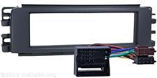 Radio Blende für SMART for four 454 forfour Auto Einbau Rahmen ISO Adapter SET