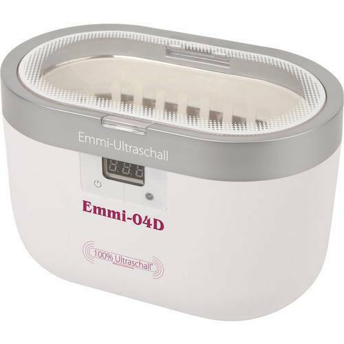 Emag emmi 04d lavatrice ad ultrasuoni 40 w 0.6 l