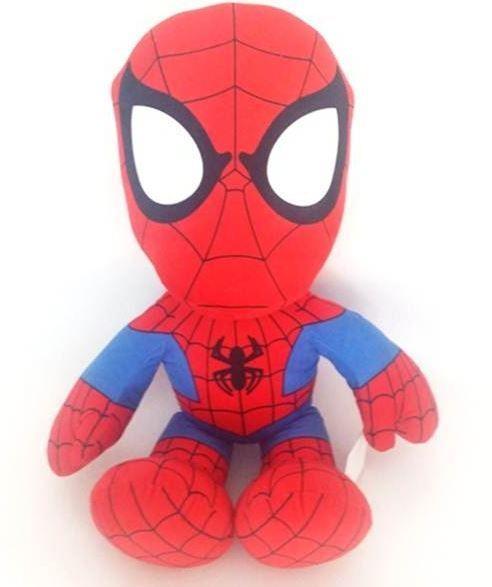 Peluche Spider-Man Originale Marvel 50 cm Novità 2016 età 0+ Uomo Ragno ENORME
