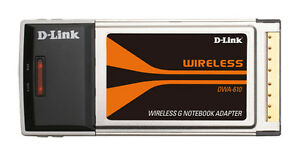Drivers Update: D-Link DWA-610 Notebook Adapter Wireless