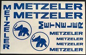 PLANCHE LOT D AUTOCOLLANTS METZELER STICKERS TYRE MOTO STICKER TRANSLUCIDE - France - État : Neuf: Objet neuf et intact, n'ayant jamais servi, non ouvert, vendu dans son emballage d'origine (lorsqu'il y en a un). L'emballage doit tre le mme que celui de l'objet vendu en magasin, sauf si l'objet a été emballé par le fabricant d - France