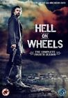 Hell on Wheels Season 4 DVD Region 2