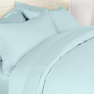 Double Bed Size 200 Thread Count Percale by Viceroybedding Extra Deep 26 VALANCE Sheet Ivory// Cream