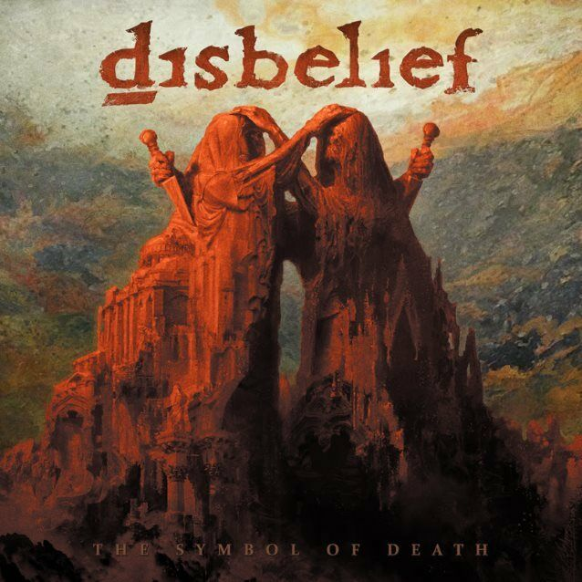 DISBELIEF - THE SYMBOL OF DEATH - CD SIGILLATO 2017