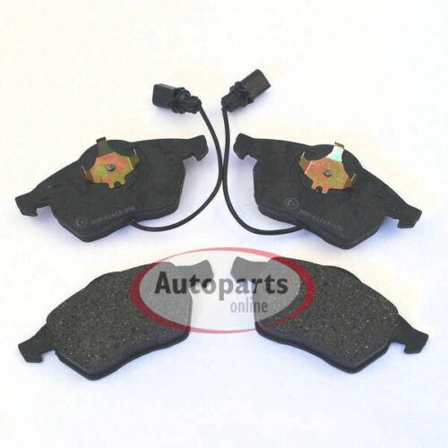 Bremsbeläge Bremsklötze Beläge vorne für die Vorderachse Vw Passat 3b