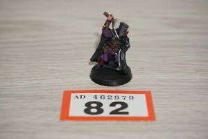 LOT-82-Warhammer-LOTR-Lord-Of-The-Rings-Harad-Assassin-Metal