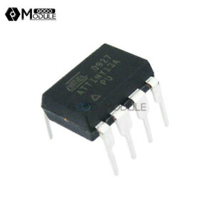 ATTINY13A-10PU-ATTINY13-ATTINY13V-Microcontroller-IC-New-GM
