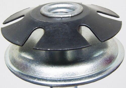 """1//4/"""" Oajen metal threaded star type insert 20 pcs 20 3//4/"""" OD round tube"""