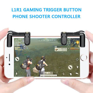 PUBG-Mobile-Phone-Gaming-Trigger-Fire-Button-Handle-For-L1R1-Shooter-Controller