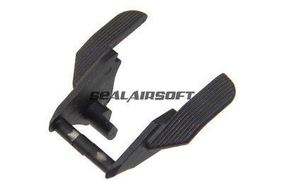 5KU Airsoft Toy Stainless Thumb Safety For Marui Hi-Capa GBB Silver 5KU-GB460-SV