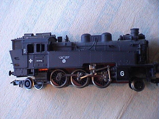 428   Wehrmacht Dampflok Lokomotive Lok Lok Lok BR 64 Güterwaggon  | Erste Qualität  c5e056