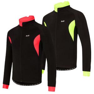 Hi Viz D2D Men/'s Hydroviz Windproof and Waterproof Cycling Jacket