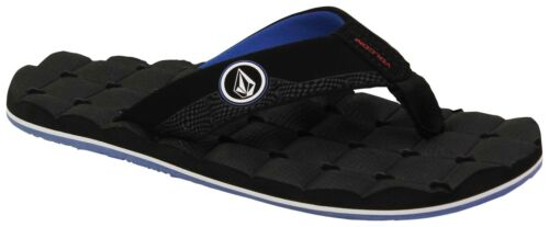 Volcom Boy/'s Recliner Sandal Star White New