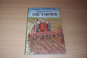 LADYBIRD-BOOK-THE-FARMER-PEOPLE-AT-WORK-2-6-NET-DUST-JACKET