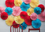 thumbnail 8 - Pinwheel Cut Out Wall Paper Fans Wedding Birthday Party Decoration Baby Shower