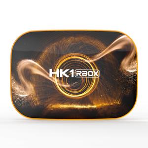 TV-Box 4 GB RAM 128 GB ROM 5G WIFI Bluetooth 4.0 Android 10.0 4K 60fps VP9 H.265